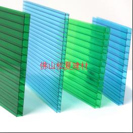双层PC阳光板