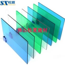 PC耐力板_聚碳酸酯实心板