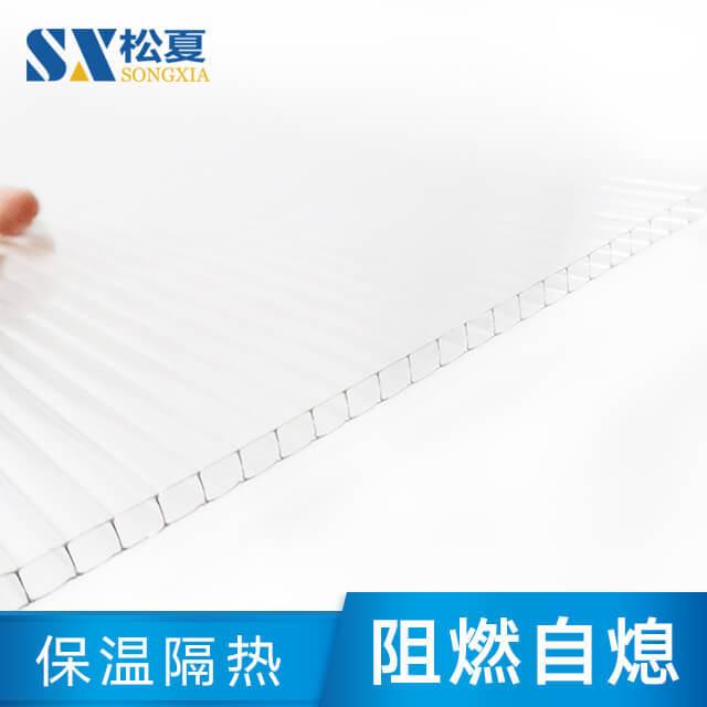 透明PC阳光板